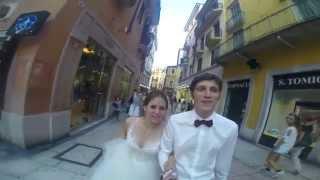 Свадебное путешествие(Рады представить видео про наше волшебное свадебное путешествие по Италии) Озеро Гарда - Венеция - Флоренци..., 2015-08-18T12:46:33.000Z)