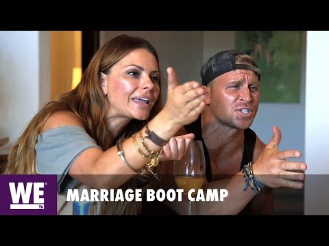 Tara Reid Calls Out Michelle Money for Being a Cheater  Marriage Boot Camp: Reality Stars Season 5