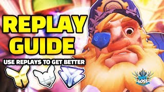 How to Use Overwatch Replays To Get BETTER!