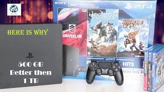 видео PS4 500Gb