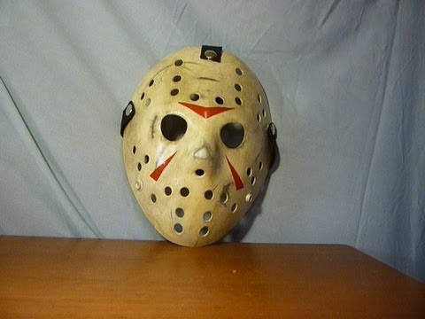 Friday The 13th Part 3 Jason Voorhees Mask By Poster Art Fx Youtube