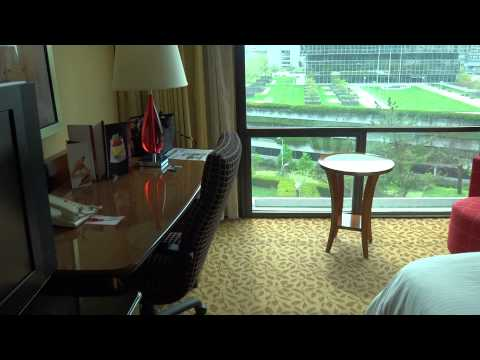 Hotel Room: Stamford Marriott Hotel & Spa - Room 523