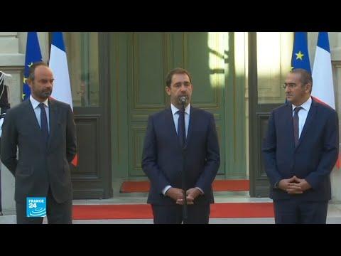 وزراء جدد في حكومة إدوار فيليب  - نشر قبل 3 ساعة