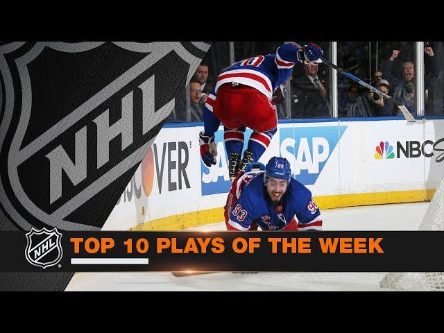 Top 10 Plays from Week 24