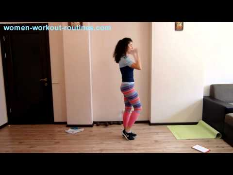 Home Workout To Lose Weight
