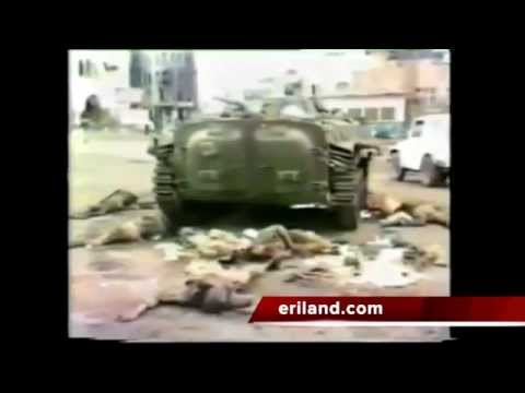 Eritrea and Ethiopia War FRONT LINE MUST SEE