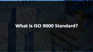ISO 9001 Standard - What Is ISO 9001:2008 Standards