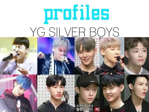 yg silver boys profiles // unhelpful guide