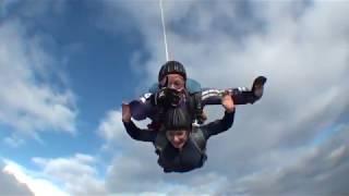 Rebecca Trehearn's skydive!