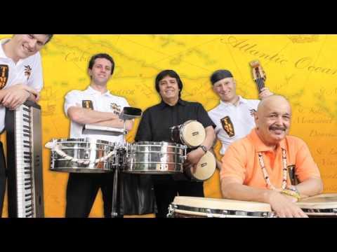 Robin Jones and King Salsa promo clip