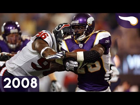 Texans vs. Vikings (Week 9, 2008) Classic Highlights