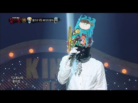 【TVPP】 Dong-woon(BEAST) - Goodbye (with Alex), 손동운(비스트) - 잘가요(with 알렉스) @ King of Masked Singer