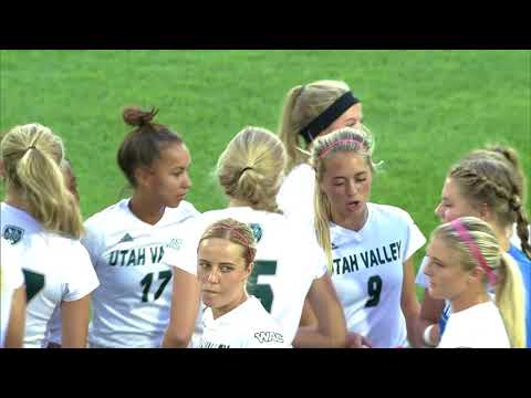 UVU: Women's Soccer vs. Wyoming