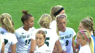 UVU: Women's Soccer vs. Wyoming