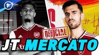 Arsenal frappe fort avec deux recrues | Journal du Mercato