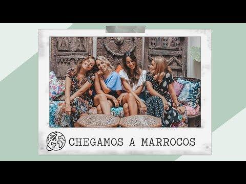 CHEGAMOS A MARROCOS | Adri da Silva