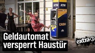 Realer Irrsinn: Geldautomat vor Haustür in Berlin