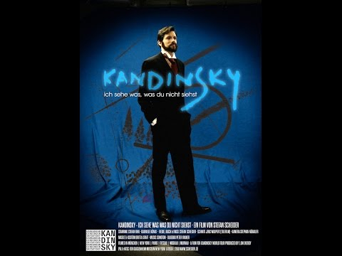 KANDINSKY - I spy with my little eye (english version of the official movie for exhibition 2010)