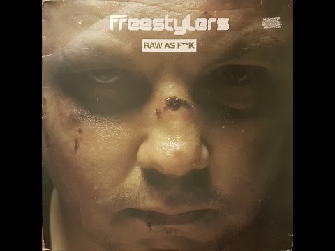 Freestylers - Right On F1 - (Raw As F**k - Vinyl)
