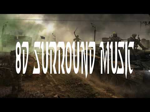 8D SURROUND MUSIC | Game of Survival - Ruelle | WEAR EARPHONES RECOMMENDED