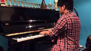 Jireh Lim-Magkabilang Mundo (Piano Cover)