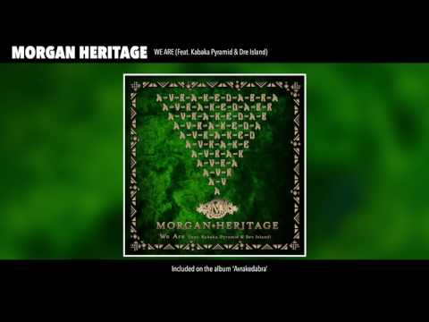Morgan Heritage - We Are (Official Audio)