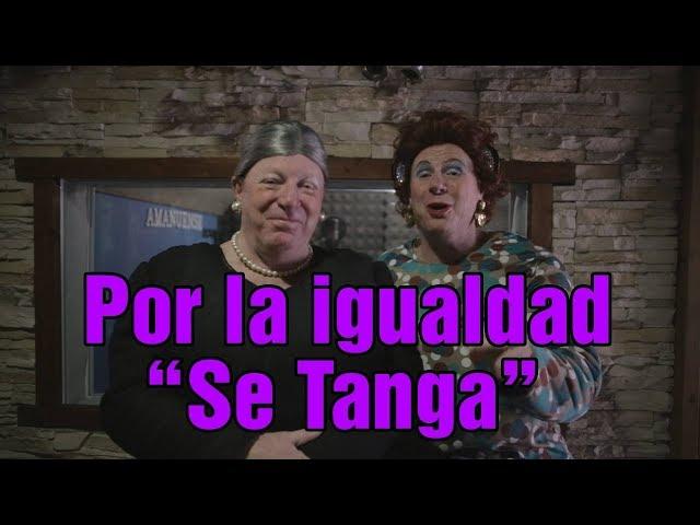'SE TANGA': Los Morancos reivindican la igualdad salarial de la que no habla Rajoy y arrasan