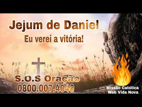 12ª Dia // Jejum de Daniel // Pedro Mesquita // Web Vida Nova.