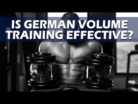 Is German Volume Training Effective For Building Muscle?