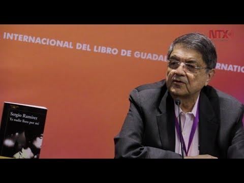 Nicaragua celebra el Premio Cervantes: Sergio Ramírez