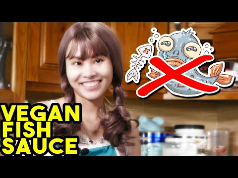 Vegan Fish Sauce And Vietnamese Pizza | Vietnamese Cooking Lesson