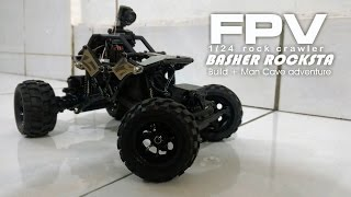 Video FPV Basher Rocksta micro crawler - The builds and Man Cave adventures download MP3, 3GP, MP4, WEBM, AVI, FLV April 2018