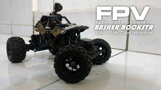 Video FPV Basher Rocksta micro crawler - The builds and Man Cave adventures download MP3, 3GP, MP4, WEBM, AVI, FLV Juli 2018