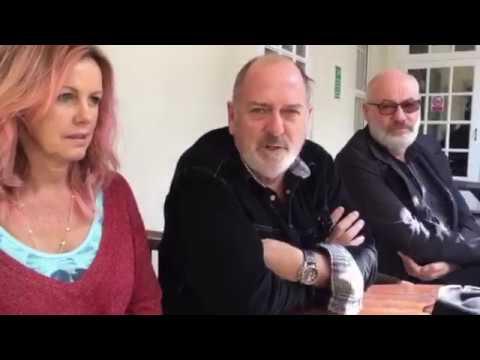 Spike Edney (Queen), Fish (Marillion), Toyah, Tom Robinson & Susie Webb