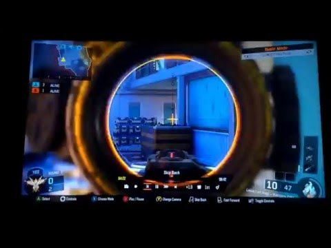 Online first game ever of search n destroy,Boom no scope!