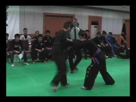 (22)KO Parade Gongkwon Yusul Black Belt Match 2007 (Korean Martial Arts)