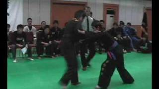 (22)KO Parade Gongkwon Yusul Black Belt Match 2007 (Korean Martial Arts)