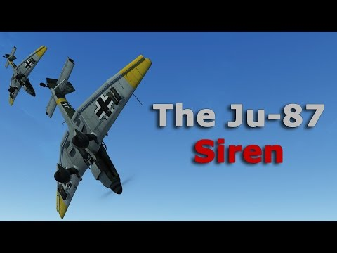 ⚜ | Stuka Siren - How Effective Was It?