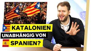 Nach Referendum: KATALONIEN unabhängig von SPANIEN?