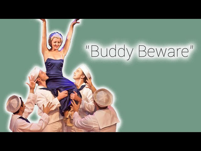 """Buddy Beware""  Norton Theatre- Brenna Larsen as Erma"