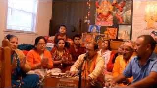 Nepali Bhajan Song from Radha Krishna Kirtan Mandali