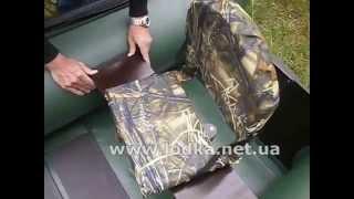 Поворотное кресло для лодок ПВХ(, 2014-05-12T14:33:55.000Z)
