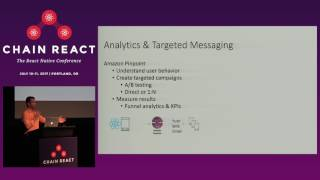 Chain React 2017: Realtime Event Processing, Streaming and Subscription... by Richard Threlkeld