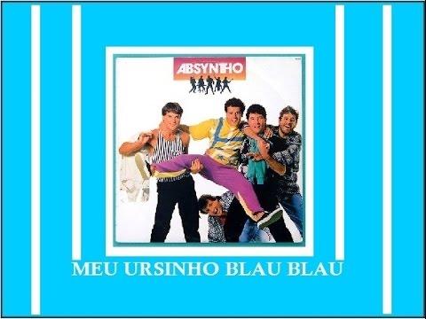 ursinho blau-blau absyntho 1985