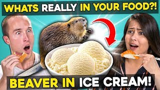 5 Unbelievable Ingredients In Your Food | People Vs. Food