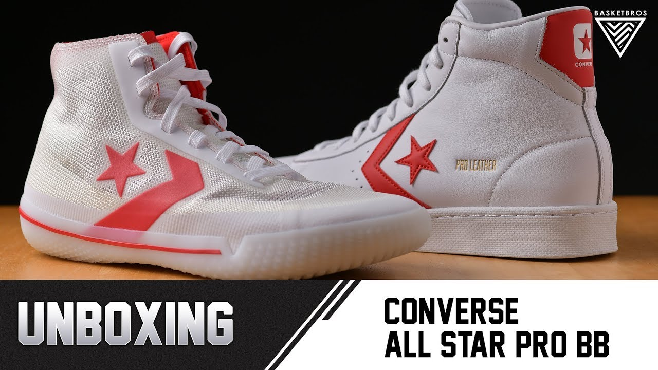 Converse All Star Pro BB Unboxing!!!