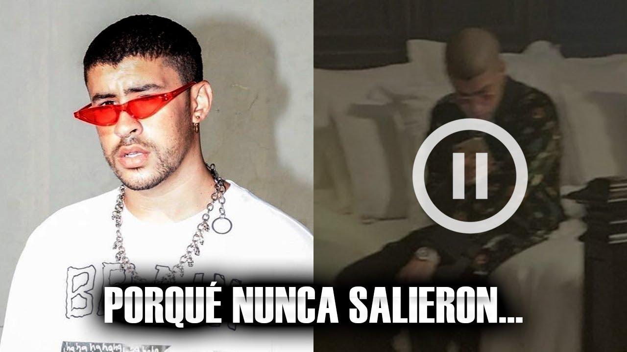 6 VIDEOS De BAD BUNNY Que Esperabas Y Nunca Salieron (TRAP)!