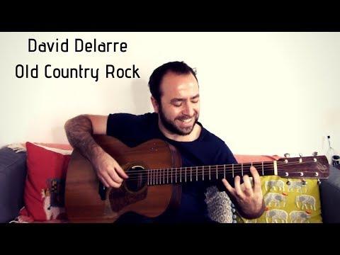 David Delarre - Old Country Rock (William Moore)