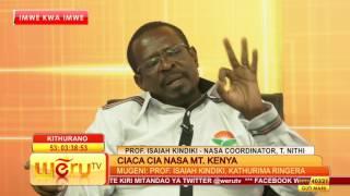 Prof. Isaiah Kindiki : Nasa Will Beat Jubilee In Meru and T.Nithi Counties.
