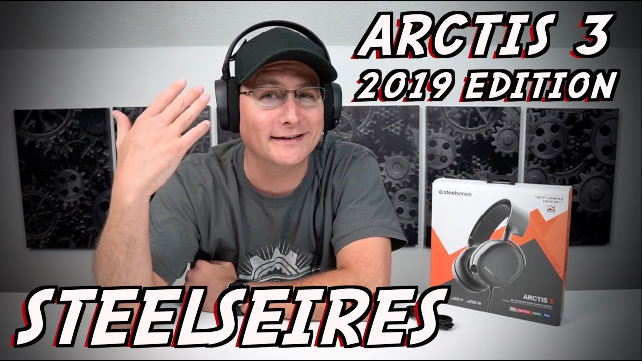 Steelseries Arctis 3 2019 Edition Gaming Headset Detailed Review Youtube